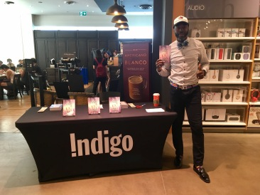 eaton centre book signing 1
